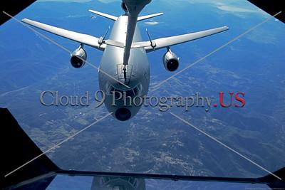 USAF McDonnell Douglas KC-10 Extender Aerial Refueling Pictures