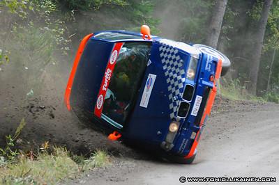 20.09.2008 | SM Vaakuna-ralli, Mikkeli