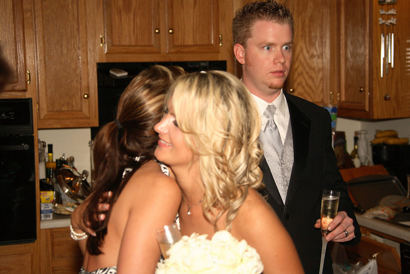 Scott realizes that he really is married.