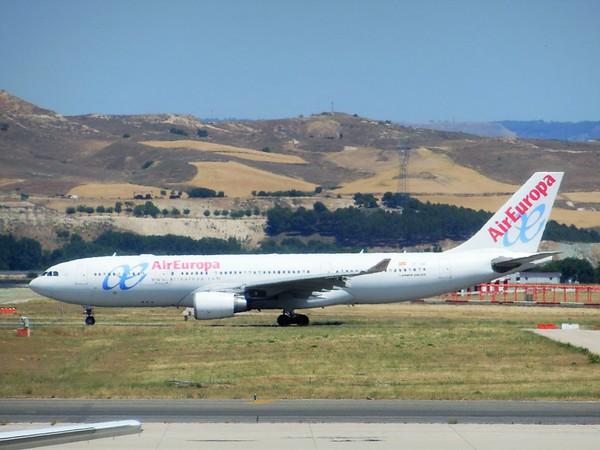 Air Europa (UX)