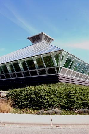 Olbrich Gardens in Madison, Wisconsin