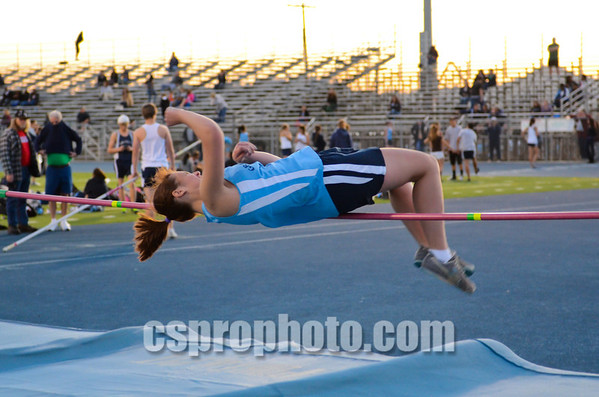 Granite Hills Track and Field 2012