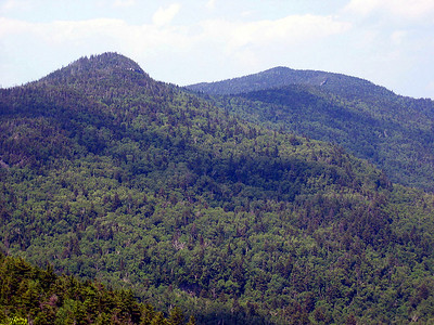 VT: Long Trail backpack - Appalachian Gap to Jonesville: July 1-2