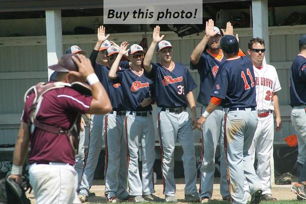 Region 15C baseball: Elrosa vs. Spring Hil