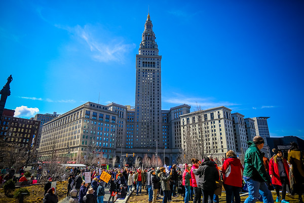March for Our Lives Rally CLE