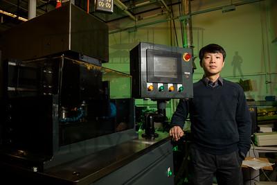 20654 Engineering Professor Sheng Li 11-8-18