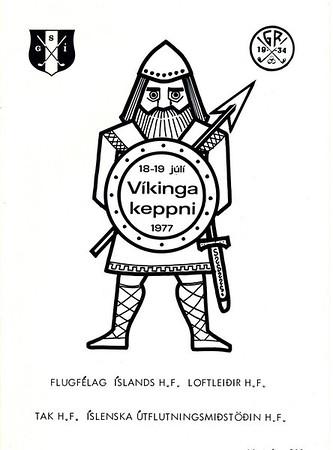 1977 - Víkingakeppni