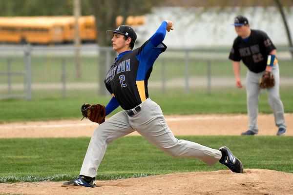 Alma Varsity Baseball 4-27-2021