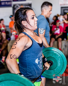 Iron Rage Throwdown at CF MDI 4.9.16 - Athlete Package