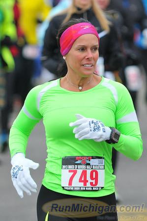 Featured - 2013 Rock CF Rivers Half Marathon