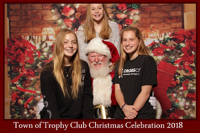 Town of Trophy Club Christmas Celebration 2018