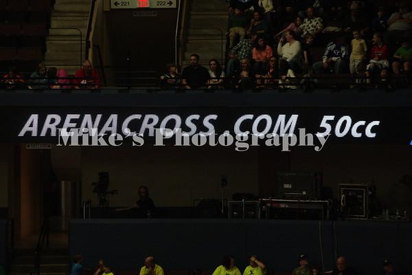 Arenacross 50cc Main Event