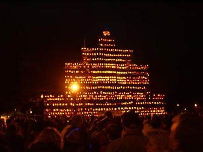 Keene Jack O Lanterns 2001