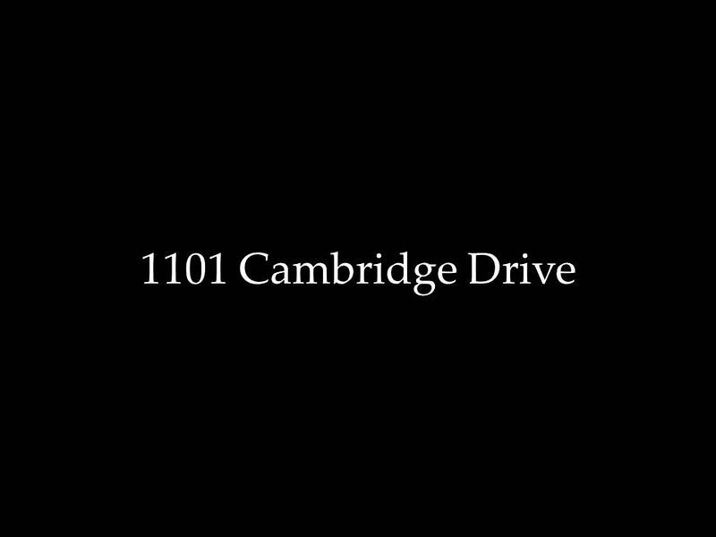 0. 1101 Cambridge Drive.JPG