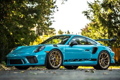 SZ Porsche GT3RS