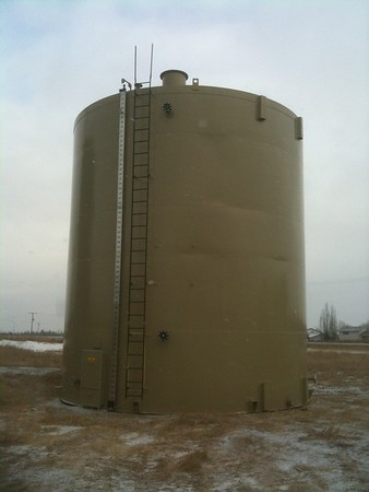 Oil Battery Tanks