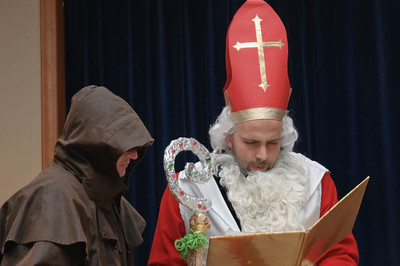 Dezember 2008 Nikolausfeier