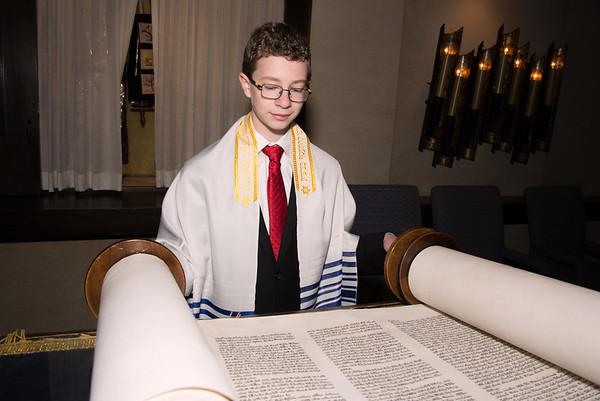 Kesler Bar Mitzvah