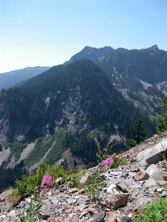 Guye Peak - August