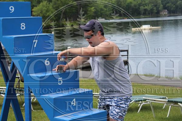 June 20 - Lake Games