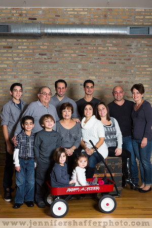 Manganello Family Session Highlights
