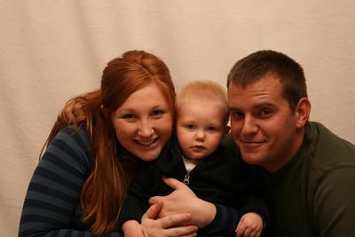 McDaniel Aj and family