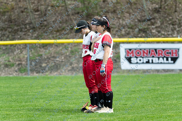 King's College SOFTBALL vs Susquehanna 04/22/2019