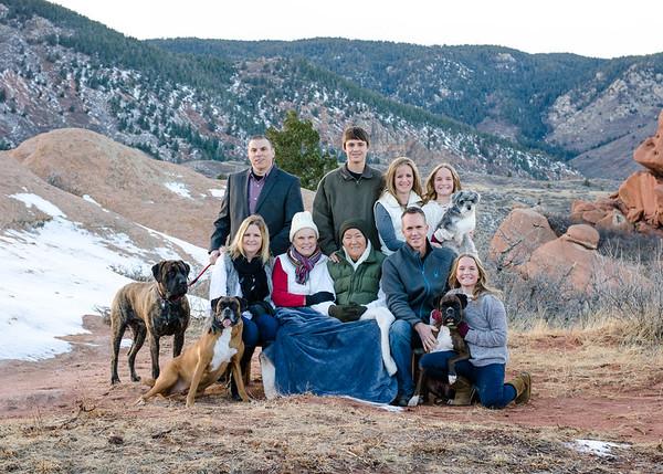 Suzanne Fritz Gonzalez Family