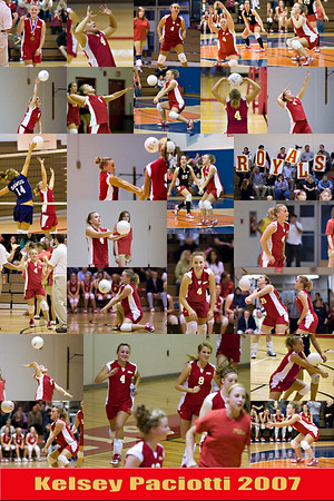 Volleyball Poster 2007