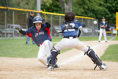 Braintree American Majors:  5/19 Mariners vs Red Sox