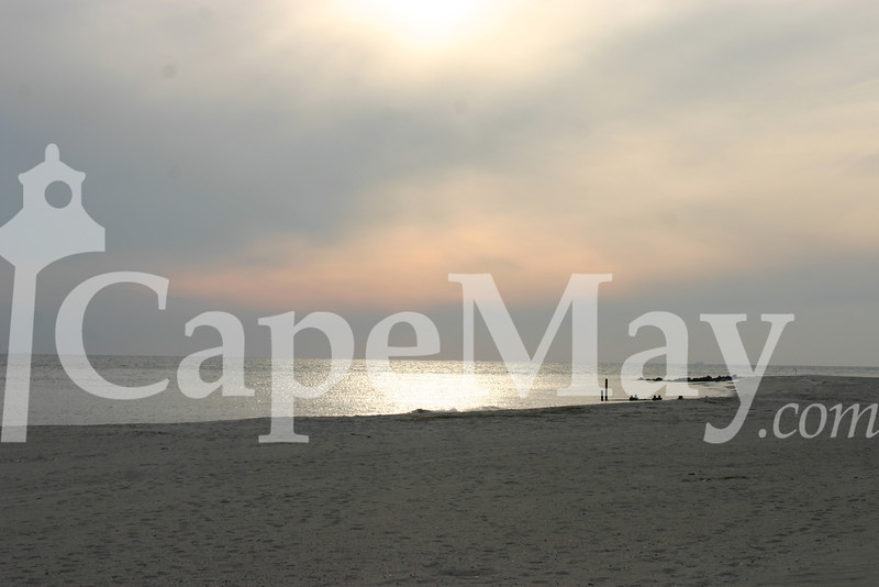 Setting Sun at Stockton Place Beach.jpg