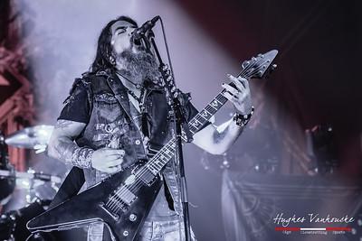 Machine Head (USA) @ 013 - Tilburg - The Netherlands/Países Bajos