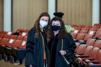 2021 Tift PhD Hooding Ceremony