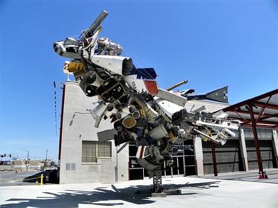 Airplane Parts, MOCA