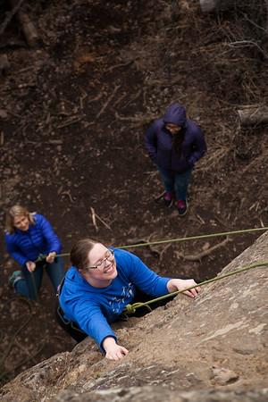 Climbing Upper Pivot
