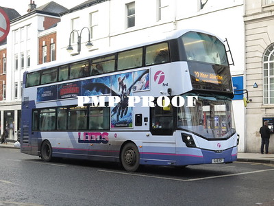 LEEDS BUSES JAN 2019