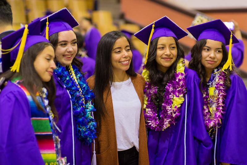 City Arts & Tech Graduation - June '19