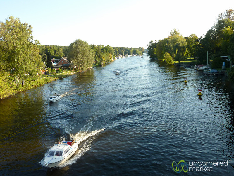 Spandau's Waterways - Berlin