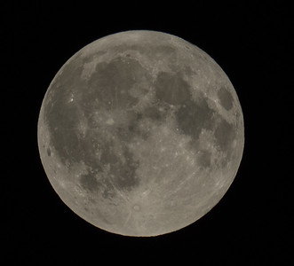 Harvest Moon 16th September 2016