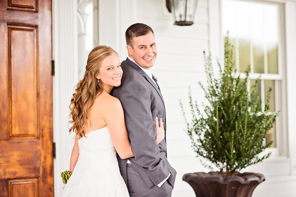 Jenna and Andrew - First look and formals
