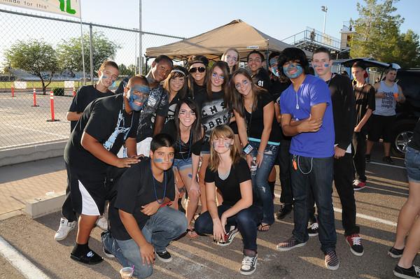2010 Cactus HS Varsity Football