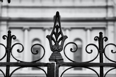 New Orleans - Wrought Iron Fences and Gates