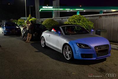 2009 Audi Club SG Annual Long Drive