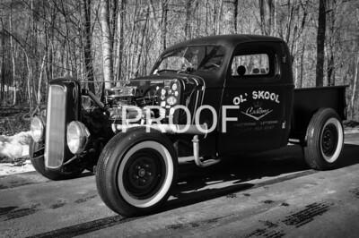Vehicle photo shoots