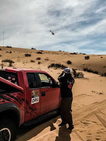 Sonora Rally 2018 Bivouac and People