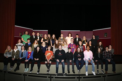 "High School Theatre - 1/17/2018 ""Play On"" Dress Rehearsal"