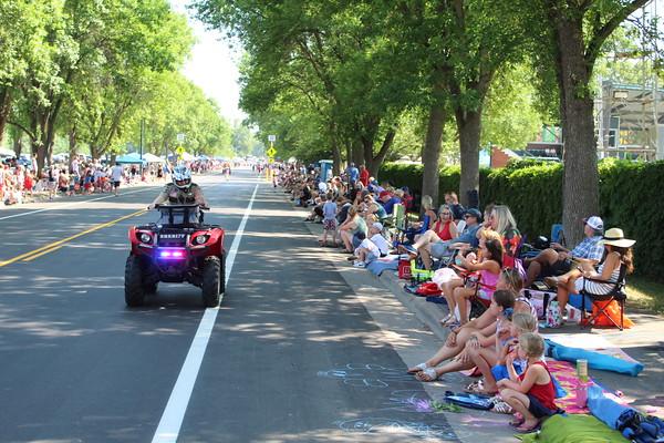 2021 Delano 4th of July parade