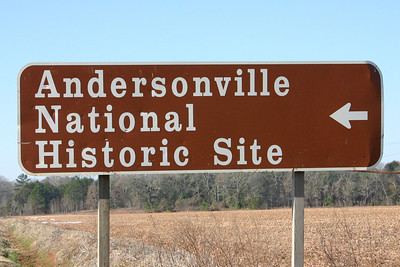 Andersonville Civil War POW camp