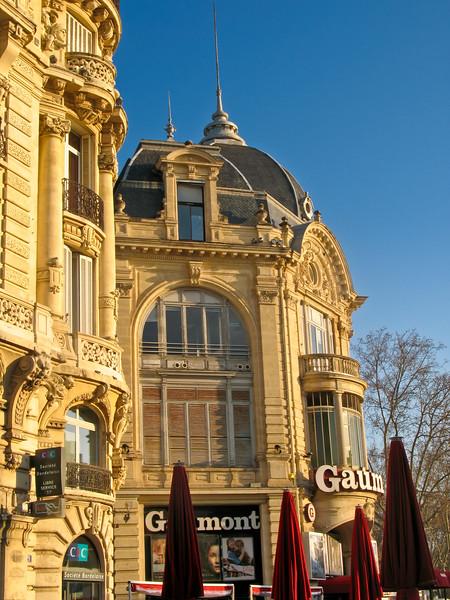 Place de la Comédie.