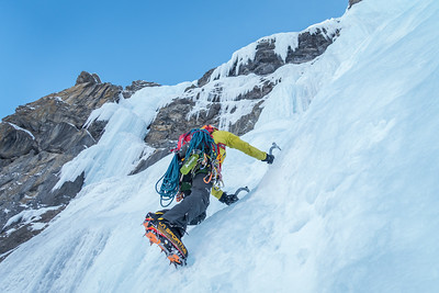 Canadian Rockies Ice Climbing Spring 2018